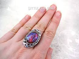 opal rings poe images 22 best mexican opal dragon 39 s breath jewelry images jpg