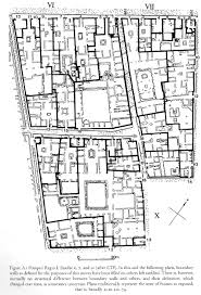 Ancient Roman House Floor Plan by Clst 012s S11 Sosin