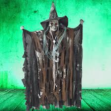 cheap halloween animatronics 14 over the top halloween decorations to terrify trick or treaters
