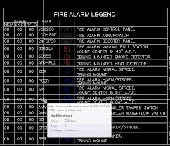 fire alarm template to make design easy truxter tech