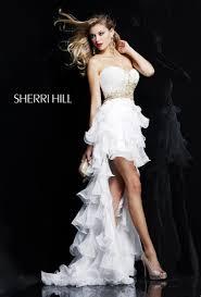 sherri hill 3835 sherri hill prom dresses pageant dresses