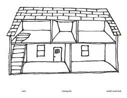doll house coloring pages 481278 coloring pages for free 2015
