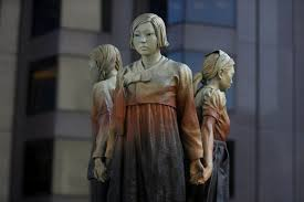 Comfort Women Japan Japan To Scrap Sister City Relationship With San Francisco Over