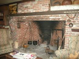 Count Rumford Fireplace Cooking Fireplace In Maine By Dyer Masonry In Buckley Rumford