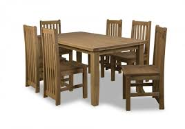 distressed dining room tables rustic long narrow dining table with skirt and square legs as well