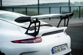 porsche 911 model history rear wings and spoilers a porsche 911 history total 911