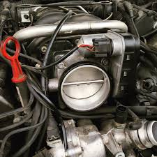 nissan frontier idle relearn how to clean a drive by wire electronic throttle body youtube