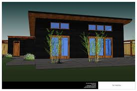 no 19 fargesia modern shed style roof 2 bedrooms 1 3 4 baths