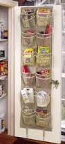 Over Door Closet Organizer - use your closet doors to store stuff latest wall image