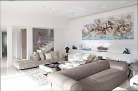 wohnzimmer weiß beige innenarchitektur kühles wohnzimmer weis grau beige