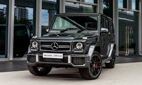 mercedes benz malaysia has officially launched the g class