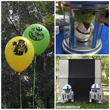 Star Wars Birthday Decorations The Best Star Wars Party In The Galaxy Justjenn Recipes Justjenn