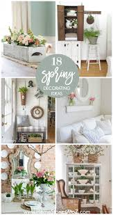 Spring Decor 2017 18 Spring Decor Ideas Home Stories A To Z