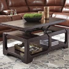 ashley lift top coffee table signature design by ashley rogness lift top coffee table jcpenney