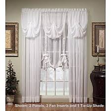 Swag Curtains With Valance Curtains And Valances