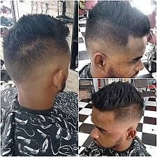 360 view of mens hair cut 40 amazing fade haircuts for black men atoz hairstyles