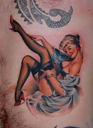 55 pin up tattoos you will fall in love with tattoo