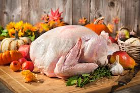 thanksgiving turkey stock photo image of flowers celebration