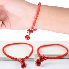 lucky charm red bracelet images Lucky bracelets bead red string ceramic woven bracelets charm jpg