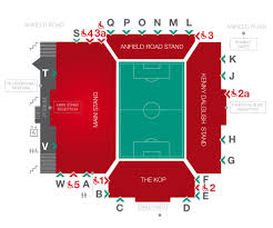 Cape Town Stadium Floor Plan by Liverpool Fc
