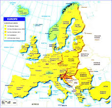Map Of Europe With Countries by Real Treasure Maps For Kids Europe With Countries And Capitals Map