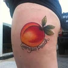 best 25 peach tattoo ideas on pinterest honey bee tattoo