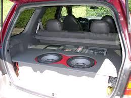 Ford Escape Custom - djmynd 2001 ford escape specs photos modification info at cardomain