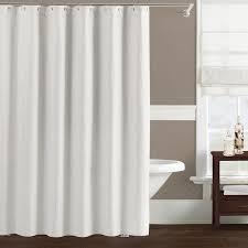 lamont home white diamante shower curtain hayneedle