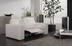 sofa mit relaxfunktion dietsch paolo nero donna davida 2 sitzer sofa mit relaxfunktion