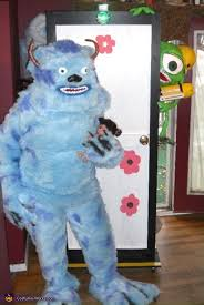 sully costume monsters inc mike and sully costume