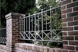 Decorative Wrought Iron Railings Metal Fence Iron Decorative Fence U0026 Aluminum Fence In Houston