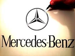 mercedes benz logo how to draw the mercedes benz logo youtube