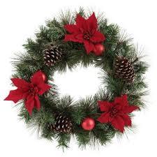 wreaths garland target