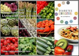 cholesterol and the complications of living with type 2 diabetes