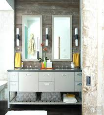 vanity bathroom ideas two vanity bathroom designs mostafiz me