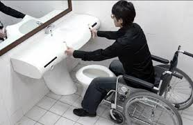 disabled bathroom design handicapped bathroom design ideas for disabled