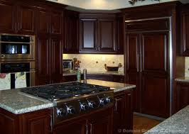 Nj Kitchen Cabinets Mahogany Kitchen Cabinets Bold Ideas 7 Versus Cherry Wood For In