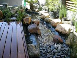 Water Feature Ideas For Small Gardens Small Garden Water Features Small Backyard Water Feature Waterfall