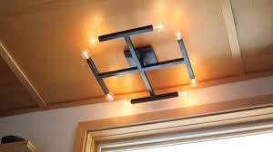 ceiling cool drop ceiling light fixture ideas unbelievable