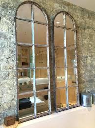 Ideas Design For Arched Window Mirror Windows Mirrors That Look Like Windows Designs 38 Bathroom Mirror