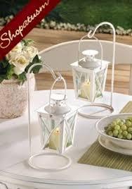 white lantern centerpieces small distressed white lantern shabby candle lantern vintage