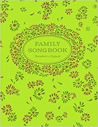 reader s digest family songbook reader s digest editors dan fox