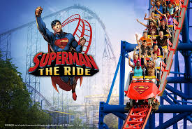 Six Flags The Great Escape Six Flags Announces Attractions For 2016 Journey Through Coasters