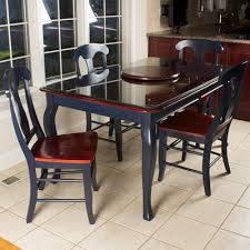 Drop Leaf Bistro Table Drop Leaf Pub Table And Chairs Ebth