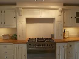 Kitchen Cabinet Pelmet Kitchen Unit 1700mm Cooker Surround Wall Unit Primed Ready To