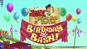 image jake s birthday bash promo jpg jake and the never land