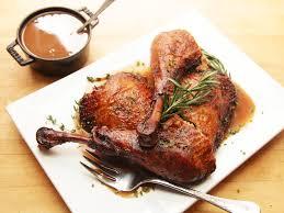 wine braised turkey legs the food lab serious eats
