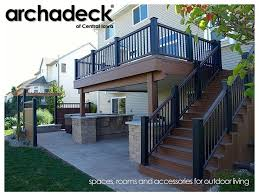 How To Build A Awning Over A Deck Best 25 Second Story Deck Ideas On Pinterest Walkout Basement