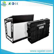 photo booth equipment china pioneer dj table mobile dj equipment table folding dj