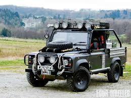land rover defender engine ebay find of the week v8 petrol land rover defender carwitter